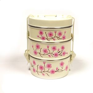 Cherry Blossom Tiffin - Just Be