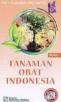TANAMAN OBAT INDONESIA Buku 1, H. Azwar Agoes - AJIBAYUSTORE