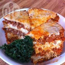 Recipe Picture:Easy Lasagne in the Slow Cooker