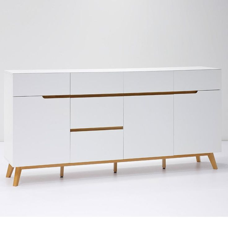 17 best ideas about sideboard weiss on pinterest. Black Bedroom Furniture Sets. Home Design Ideas