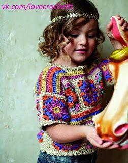 Tina's handicraft : kids crochet