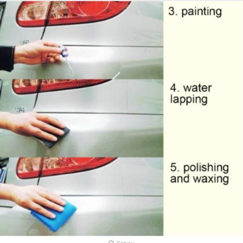 Araba severlerin ve sürücüler için zorunluluk haline geleceği bir kalemdir Araç Bakım Onarım Kalemi. gözünüze çarpan çizikleri bu kalemle boyuyarak kapatabileceksiniz. suya ve yıkanmalara dayanıklıdır içindeki özel boya sayesinde bir kez çiziği kapatmanız yeterli olcaktır.