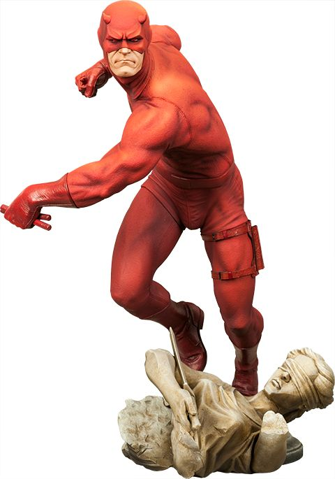 Daredevil Premium Format™ Figure $379.99  Click on picture links for more info, pics, and to pre-order now!