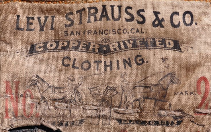 Original Levis from True Fit - A Collected History... - The Denim Foundry
