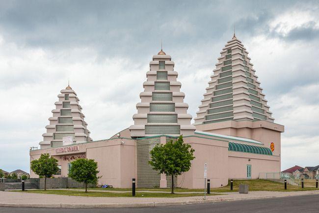 Hindu Sabha Temple in Brampton Canada