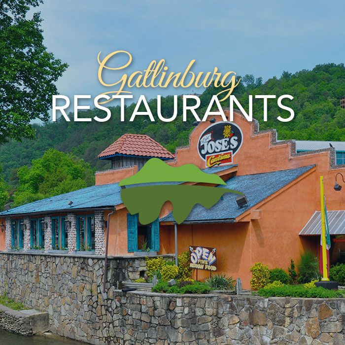 So Many Amazing Restaurants Can Be Found In Gatlinburg, Tennessee.