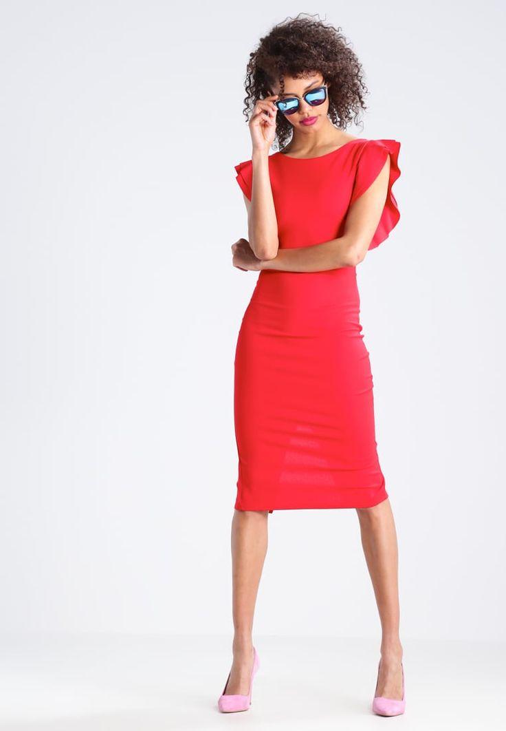 ¡Consigue este tipo de vestido de tubo de Wal G. ahora! Haz clic para ver los detalles. Envíos gratis a toda España. WAL G. Vestido de tubo red: WAL G. Vestido de tubo red Ropa   | Material exterior: 95% poliéster, 5% elastano | Ropa ¡Haz tu pedido   y disfruta de gastos de enví-o gratuitos! (vestido de tubo, ajustado, ajustados, entallados, ceñido, ceñidos, bandage, tube, tight, pencil, band, fitted, wrap, skimming, figure-skimming, fits, slim, schlauchkleid, vestido de tubo, robe fo...