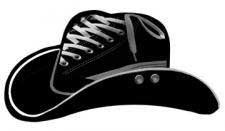Sneaker Cowboy Hat