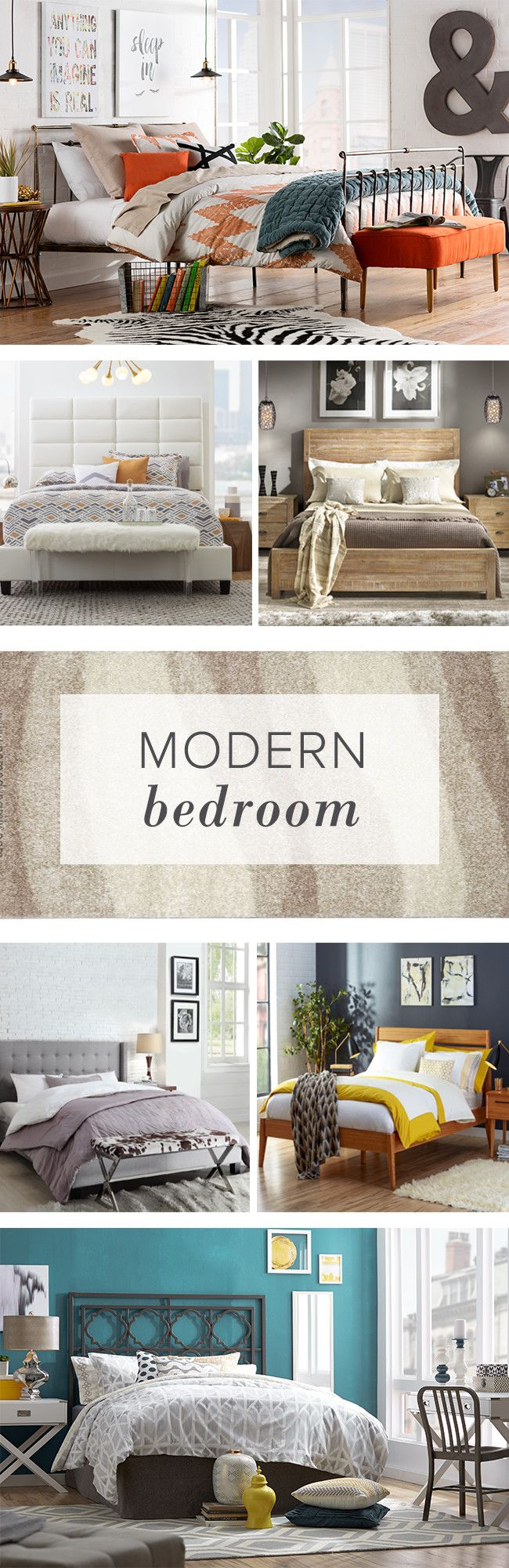 Is your bedroom in need of a refresh? Whether you need a new bed, nightstand, accent pillow, or dresser AllModern has everything you need for a fresh, chic update. Visit AllModern today and sign up for exclusive access to sales plus FREE SHIPPING on orders over $49.