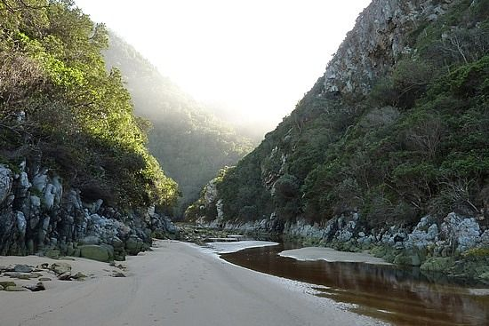 The Otter Trail, Garden Route, South Africa.