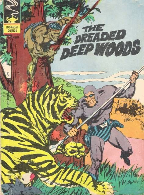 Indrajal Comics (Volume) - Comic Vine
