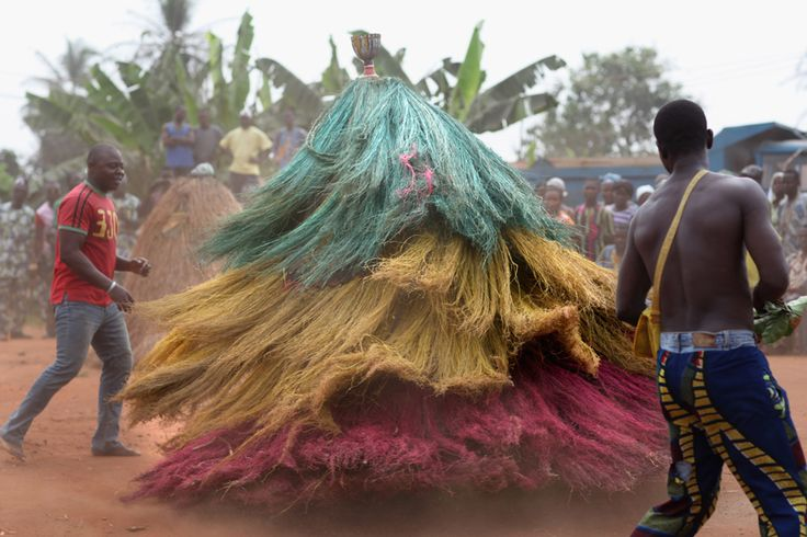 TRIP DOWN MEMORY LANE: OUIDAH, BENIN - THE BIRTHPLACE OF VOODOO AND THEIR ANNUAL VOODOO FESTIVAL