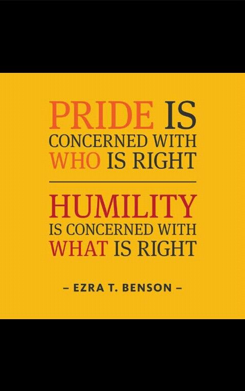 Proverbs 29:23 KJV A man's pride shall bring him low: but honour shall uphold the humble in spirit.
