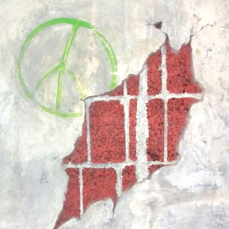 #living #wall #wand #wohnen #shabbychic #grafity