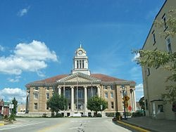 Jasper, Indiana- My hometown!