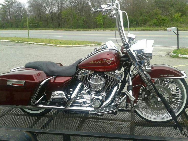 ★Super StarHD road King Harley bikes, Harley davidson