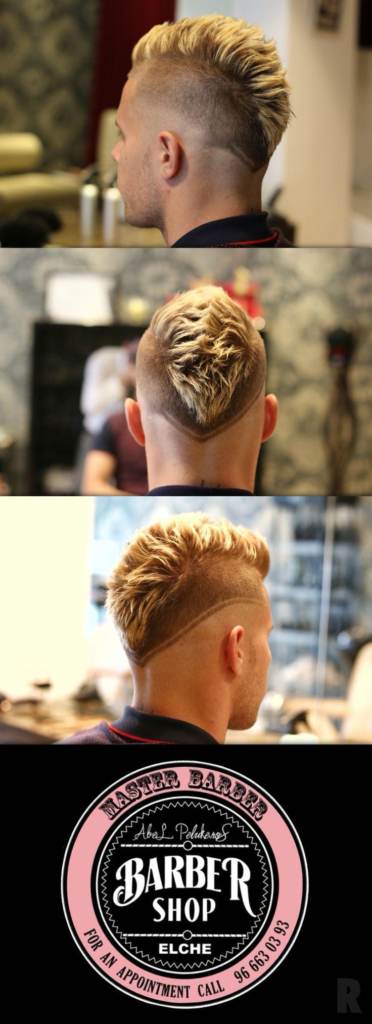 Corte de pelo realizado por el equipo @Abelpelukeros ELCHE® Alicante BARBERSHOP #peluqueria #hombre #estilo #style #barber #barbershop #men's #barberia #afeitado #shave #americancrew #moda #fashion #abelpelukeros #caballero #masculino #cuidado #cabello #hair #pelo #tendencias #chico #friseure #coiffure #friseur #homme #man #oldschool  #HairTatoo #Parrucchieri #Hairdressing  #beards #barbas #spain ESPECIALISTAS PELUQUERIA MASCULINA. http://abelpelukeros-abelpelukeros.blogspot.com.es