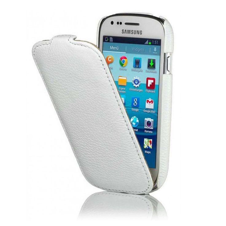 STILGUT UltraSlim [White], Etui dla GALAXY S3 mini