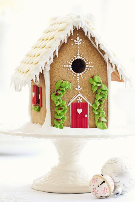 Gluten-Free Gingerbread House Kit