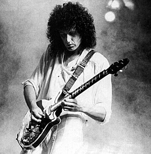 Brian May et sa Red Special