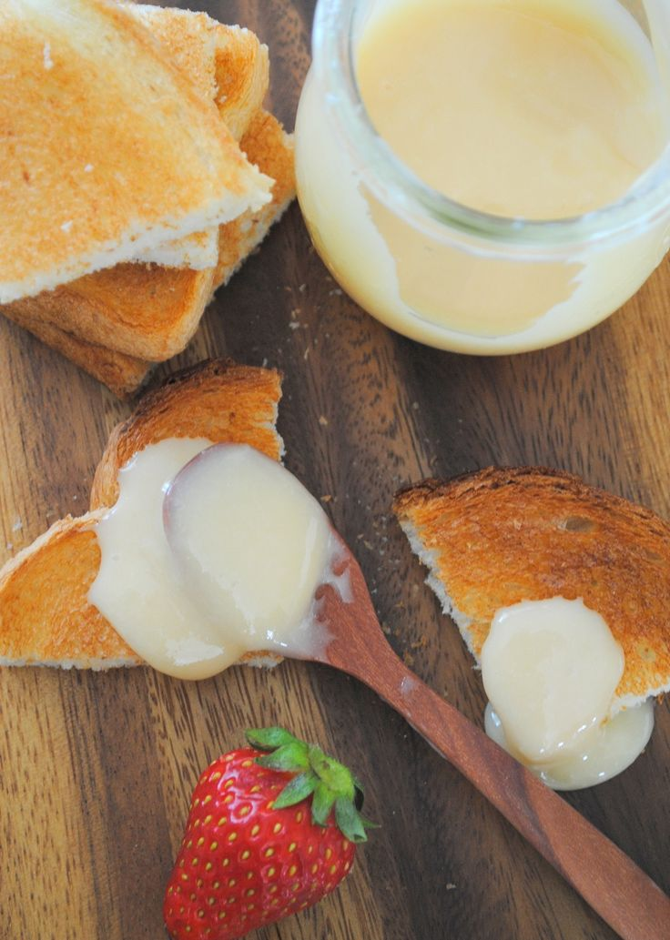 ミルクジャムの簡単な作り方