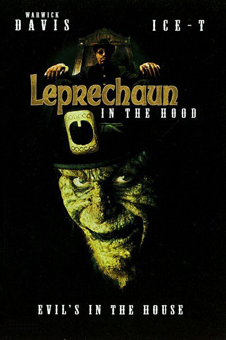 Leprechaun Back 2 Tha Hood animated gifs | All 6 LEPRECHAUN Movie Posters... GIF-Style