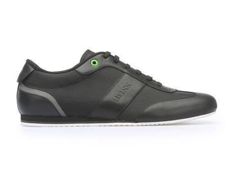 Zapatos Hugo Boss Negro - Lighter Lowp   Envio Gratis