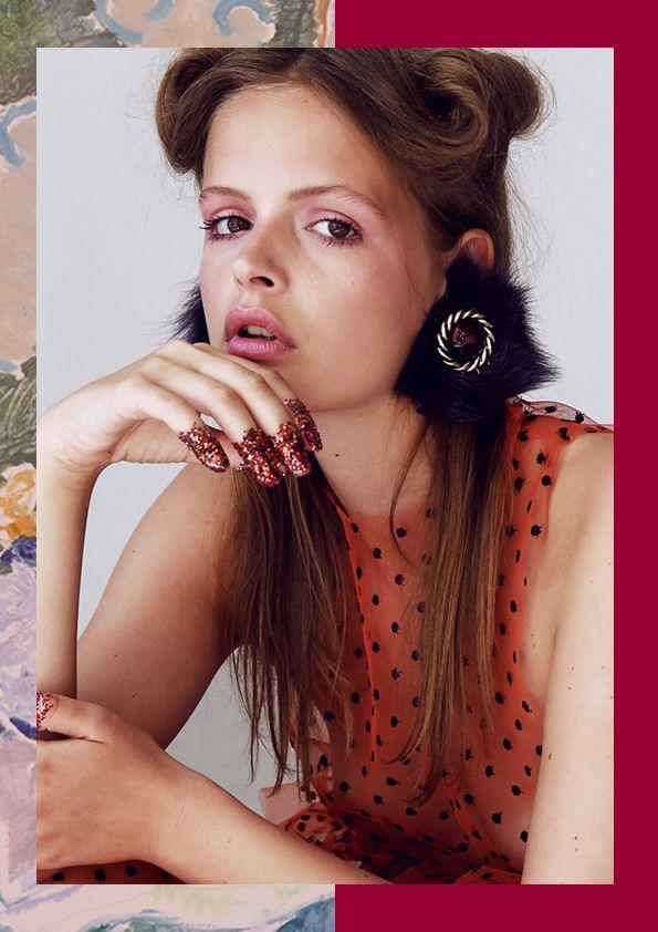 Mittelmoda | She's the Afternoon Dreamer | Sofie Rosenkrands