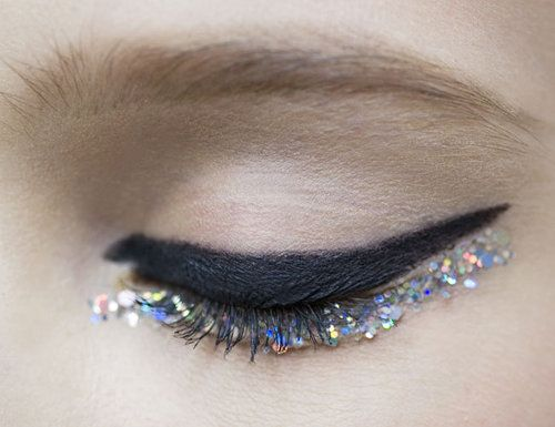Chanel Houte Couture - Glitter Cat Eye <3