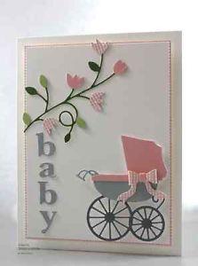 Memory Box Baby Carriage Metal Die | eBay