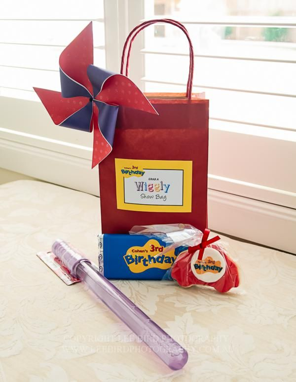wiggles party via Kara's party ideas