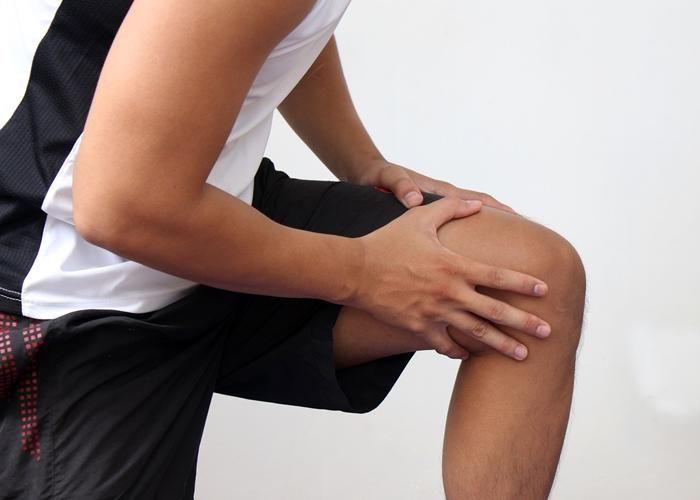 Dolor de rodilla en corredor                              …