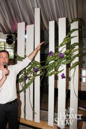 LUXURY FLOWERS in Kiev with Tomas De Bruyne & Araik Galstyan