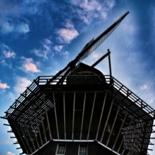 Windmill in A'dam
