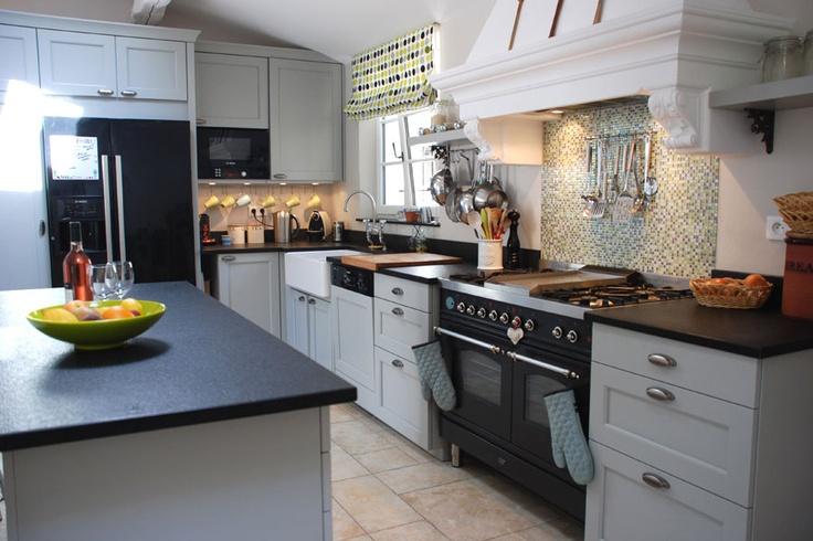 Beautiful Modern-Provencal Style Kitchen!