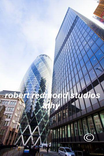 Amazing new modern London