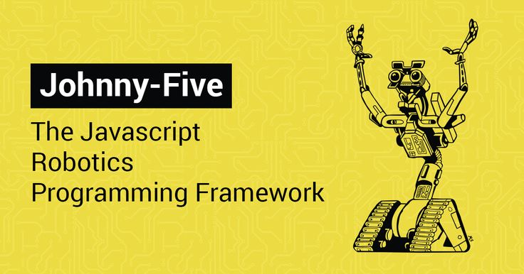 Johnny-Five is the original JavaScript Robotics & IoT Platform. Released by Bocoup in 2012, Johnny-Five is maintained by a community of passionate software developers and hardware engineers. Over 75 developers have made contributions towards building a robust, extensible and composable ecosystem.