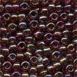 Mill Hill 16609 Opal Smokey Topaz Glass Pony Beads Size 6/0