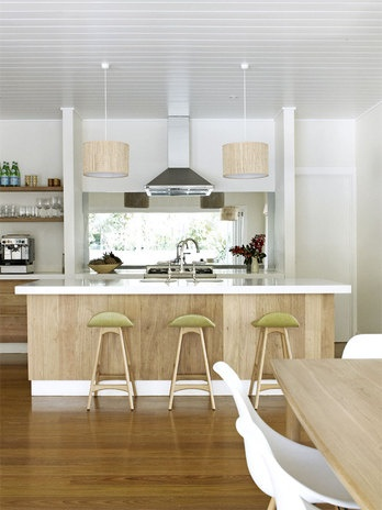 Ruimtelijke keuken