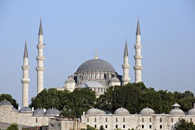 Istanbul Mosques Tour - Ottoman-Muslim Heritage - 1 day Turkey tour itinerary