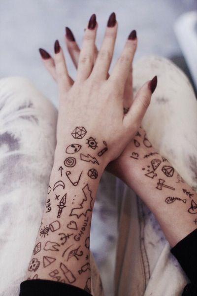 Tatuajes que un buen tatuador se negará a hacerte