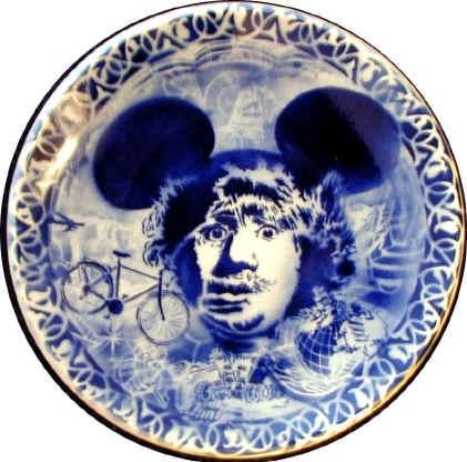 Hugo Kaagman Rembrandtware