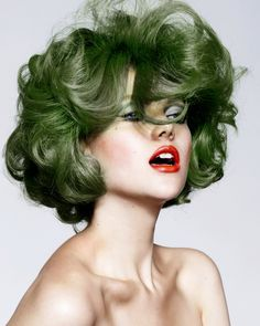 Let Green go to your Head!