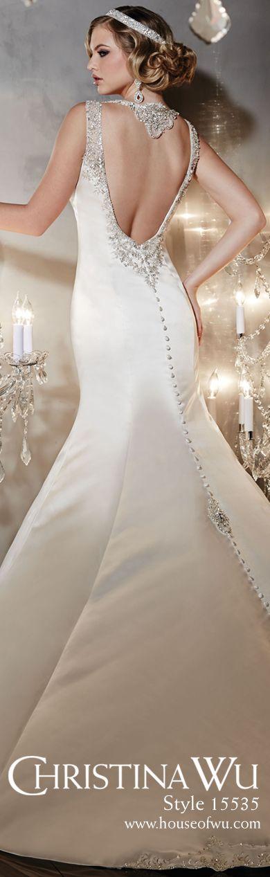 67 best Christina Wu images on Pinterest   Wedding frocks ...
