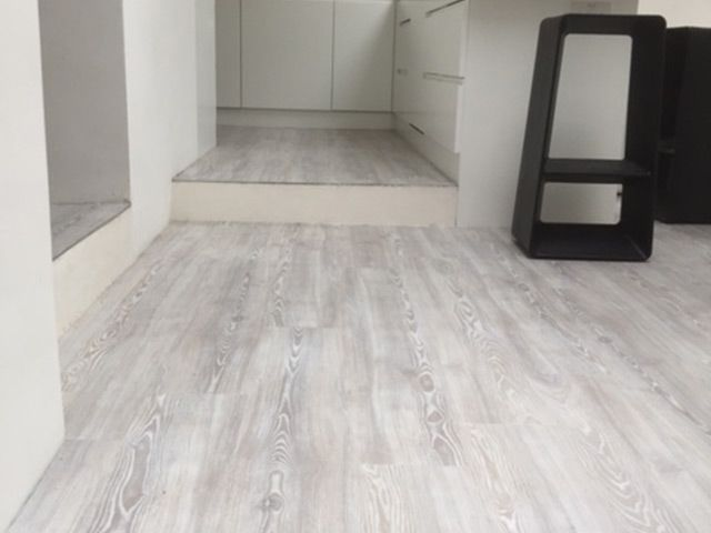 White Ash Amtico Flooring Google Search Kitchen