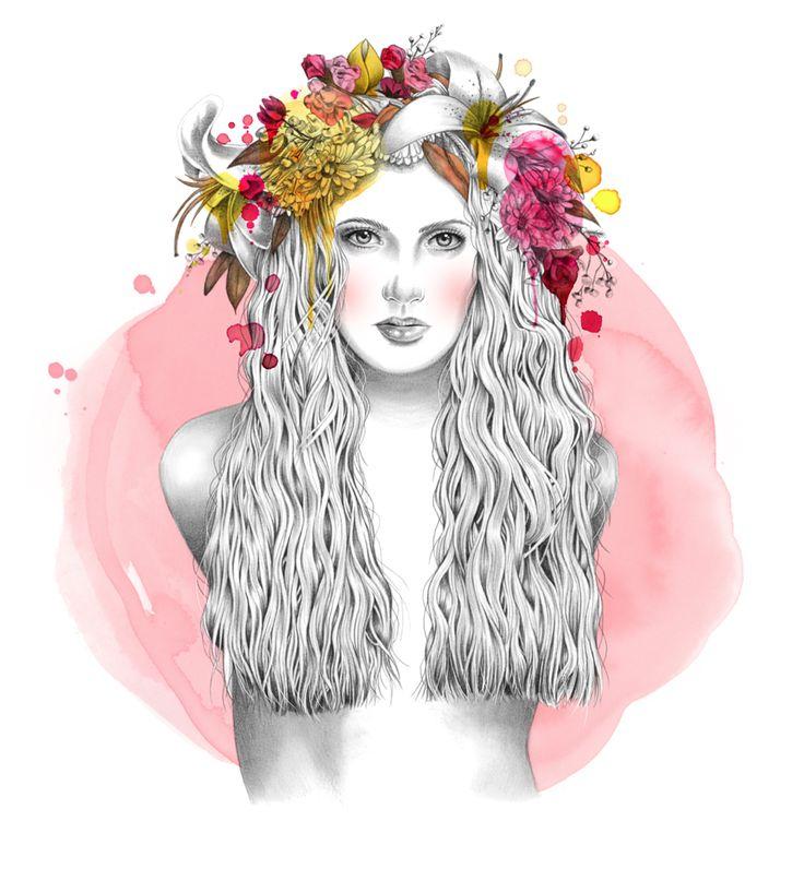 http://www.carolewilmet.com | illustration | Pinterest ...