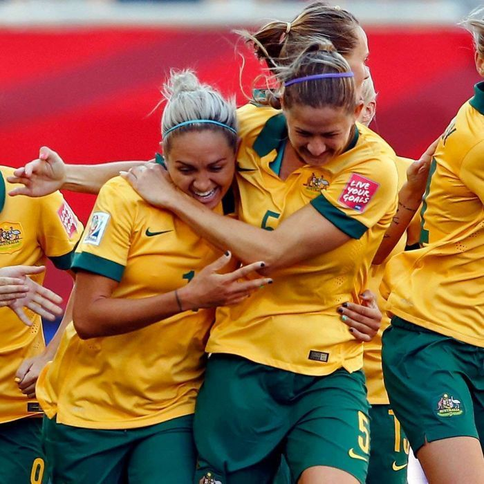 Professional female footballers appear to be in line for improved pay and conditions after a challenge was thrown ahead of the nation's bid for the 2023 Women's World Cup.