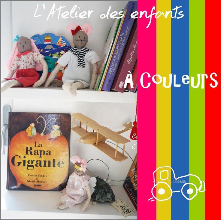 #ClippedOnIssuu from Atelier des enfants - L'Atelier à couleurs 2016