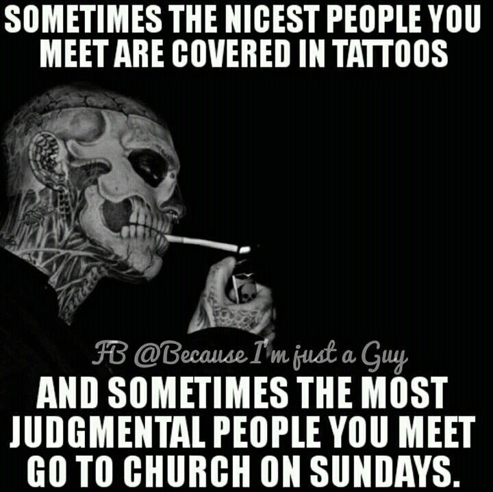 the ones at my church seem to go out of desire to socialise rather than to actually think about god sometimes