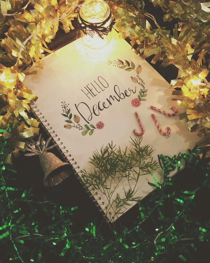 Hello December🎄❄⛄ #25daysof christmas